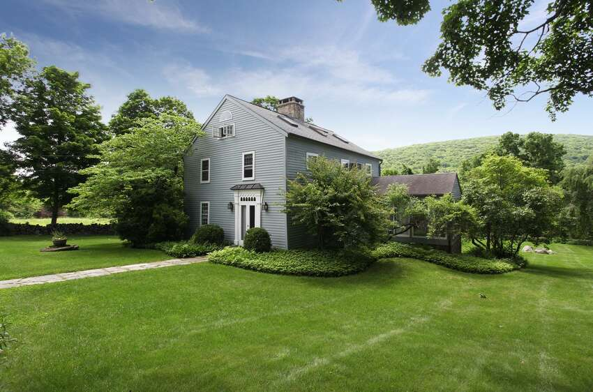 New Milford: The house, at 64 Cherniske Road in New Milford, Conn. is believed to have been built in 1765 by Samuel Hill, whose family was in the area since the 1600s. Read more.