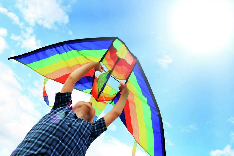 "Giant kites, kite-themed arts and crafts activities, and kite giveaways will be part of ""Let's Go Fly a Kite"" on Saturday, May 6 at Elyson, at Grand Parkway and FM 529 in the Katy Independent School District. The public is invited to this event, which is from noon-4 p.m. / Solovyova"