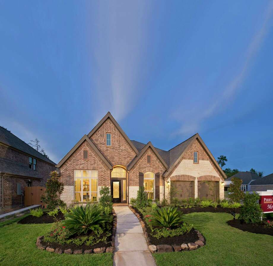 In 2017, Perry Homes celebrates 50 years of building homes with exceptional value. / BRUCE GLASS