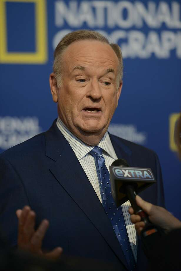"Bill O'Reilly attends the world premiere screening of National Geographic Channel's ""Killing Reagan"" at the Newseum on Thursday, Oct. 6, 2016 in Washington D.C. (Leigh Vogel/National Geographic Channel/PictureGroup/Sipa USA/TNS) Photo: Leigh Vogel/Nat Geo/PictureGroup, TNS"