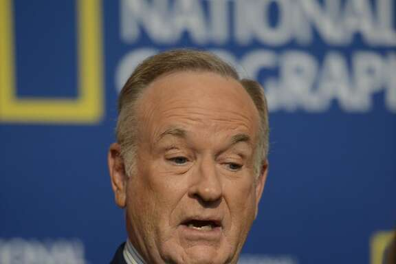 """Bill O'Reilly attends the world premiere screening of National Geographic Channel's """"Killing Reagan"""" at the Newseum on Thursday, Oct. 6, 2016 in Washington D.C. (Leigh Vogel/National Geographic Channel/PictureGroup/Sipa USA/TNS)"""