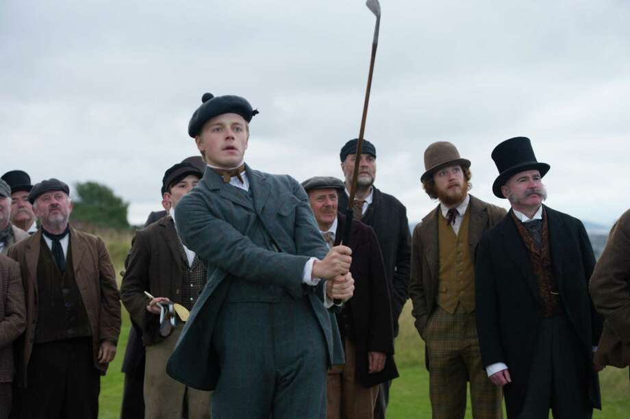 """Tommy Morris (Jack Lowden) of Scotland becomes a golfing legend in the historical sports drama """"TommyÕs Honour.""""  Photo: Roadside Attractions Photo: Roadside Attractions / Online_yes"""