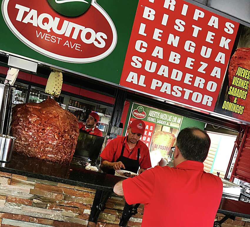 Taquitos West Ave. 2818 West Ave.