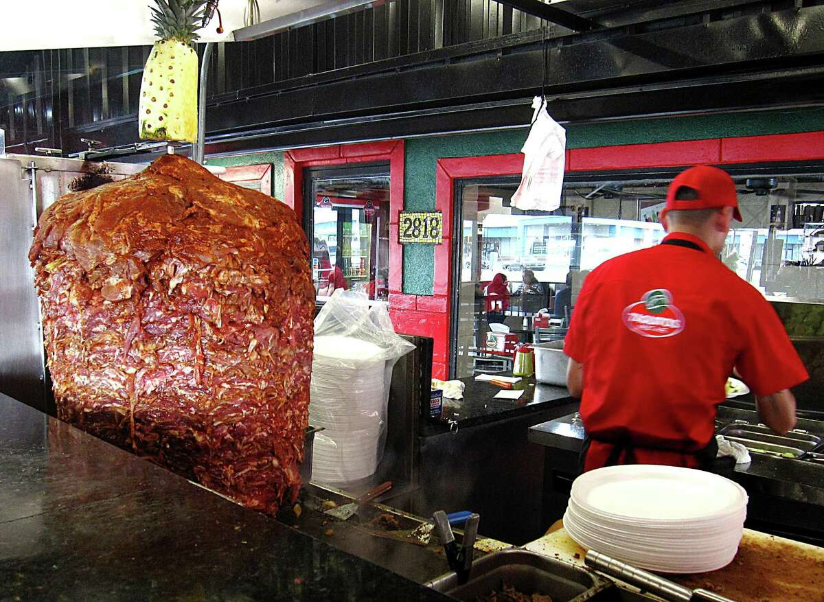 The best places for Al Pastor tacos in San Antonio, according to Foursquare Taquitos West Ave. Hugo Gonzalez: Everything is good here, especially Tacos Al Pastor. The atmosphere is upbeat and lively. The food is authentic and makes you feel like your in Mexico.