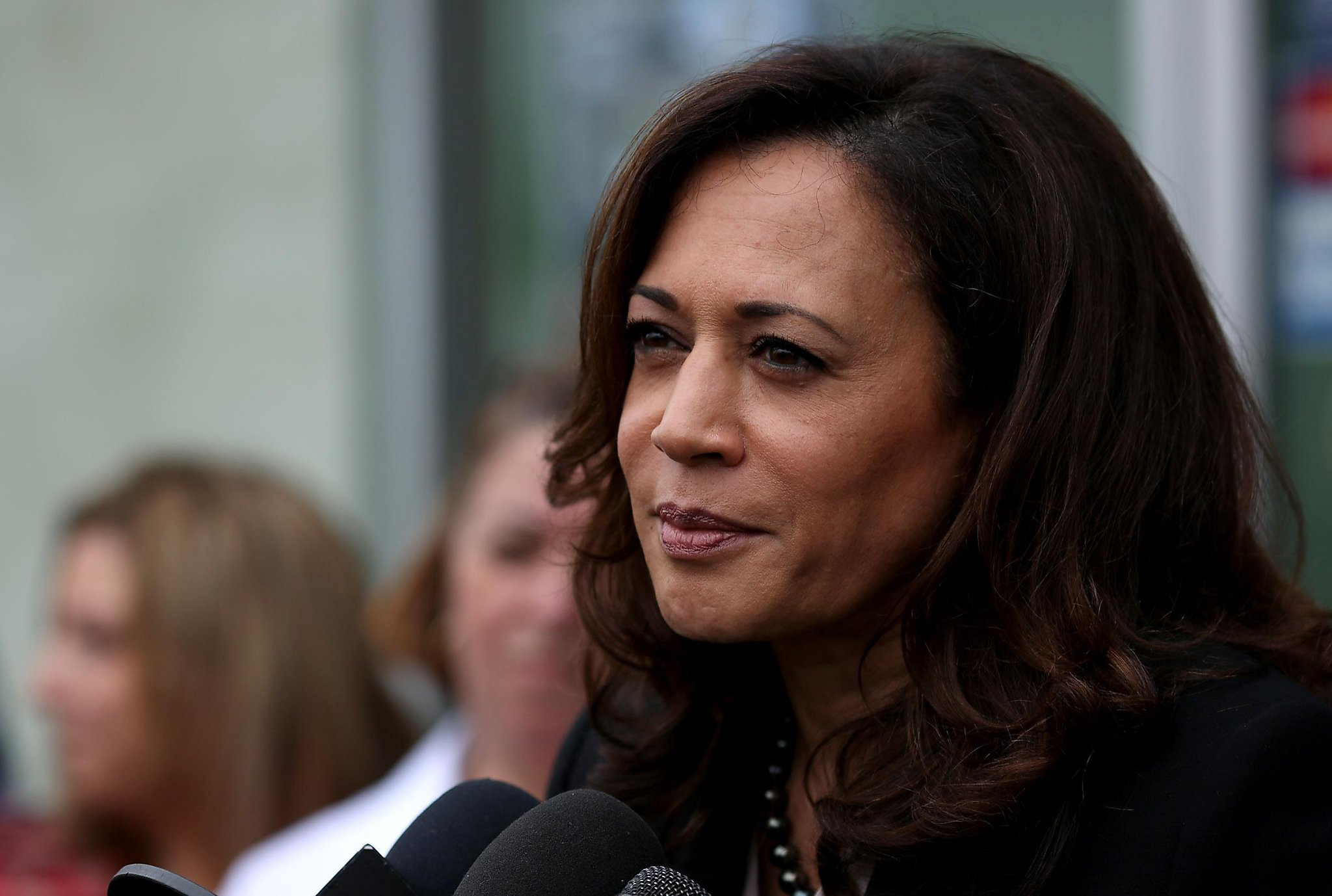 Where Kamala Harris And Ronald Reagan Would Agree San