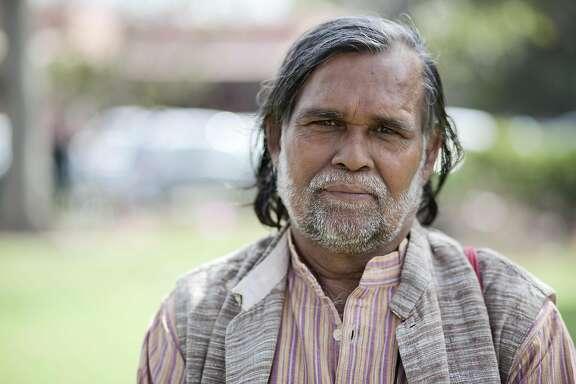2017 Goldman Prize winner Prafulla Samantara