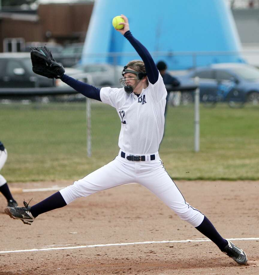 Bad Axe at Harbor Beach — Baseball/Softball 2017 Photo: Seth Stapleton/Huron Daily Tribune
