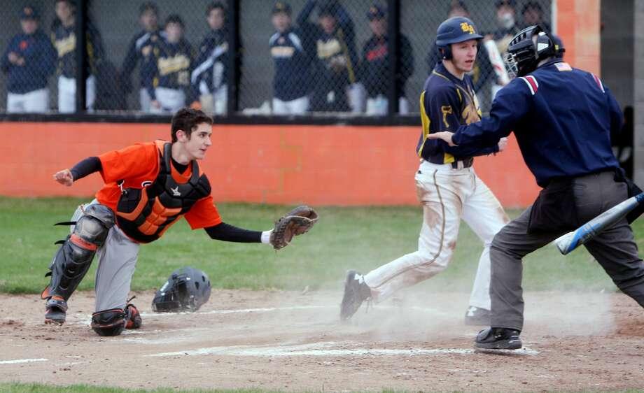 Bad Axe at Harbor Beach — Baseball/Softball 2017 Photo: Seth Stapleton/Huron Daily Tribune
