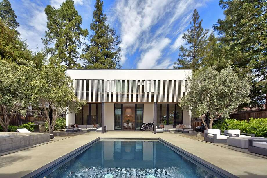 Architect Shay Zak and designer Mary Moore collaborated on the St. Helena home. Photo: Circle Visions