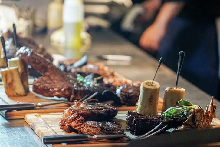 Doris Metropolitan steakhouse will open in the former Triniti restaurant space, 2815 S. Shepherd, later this year.