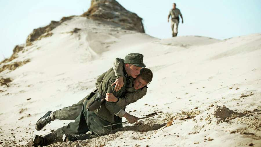 "More than 70 years after the end of World War II, there are still unfamiliar stories to tell. In this Academy Award-nominated film from Denmark, it's the ordeal of German prisoners of war forced to clear hundreds of thousands of land mines from Danish beaches.  ""Needless to say,"" film critic Mick LaSalle writes, this ""is a very tense experience … and the audience sits and shares (some of ) the stress.""  ****Watch the trailer Read the full review Photo: Henrik Petit/Sony Pictures, TNS / Minneapolis Star Tribune"