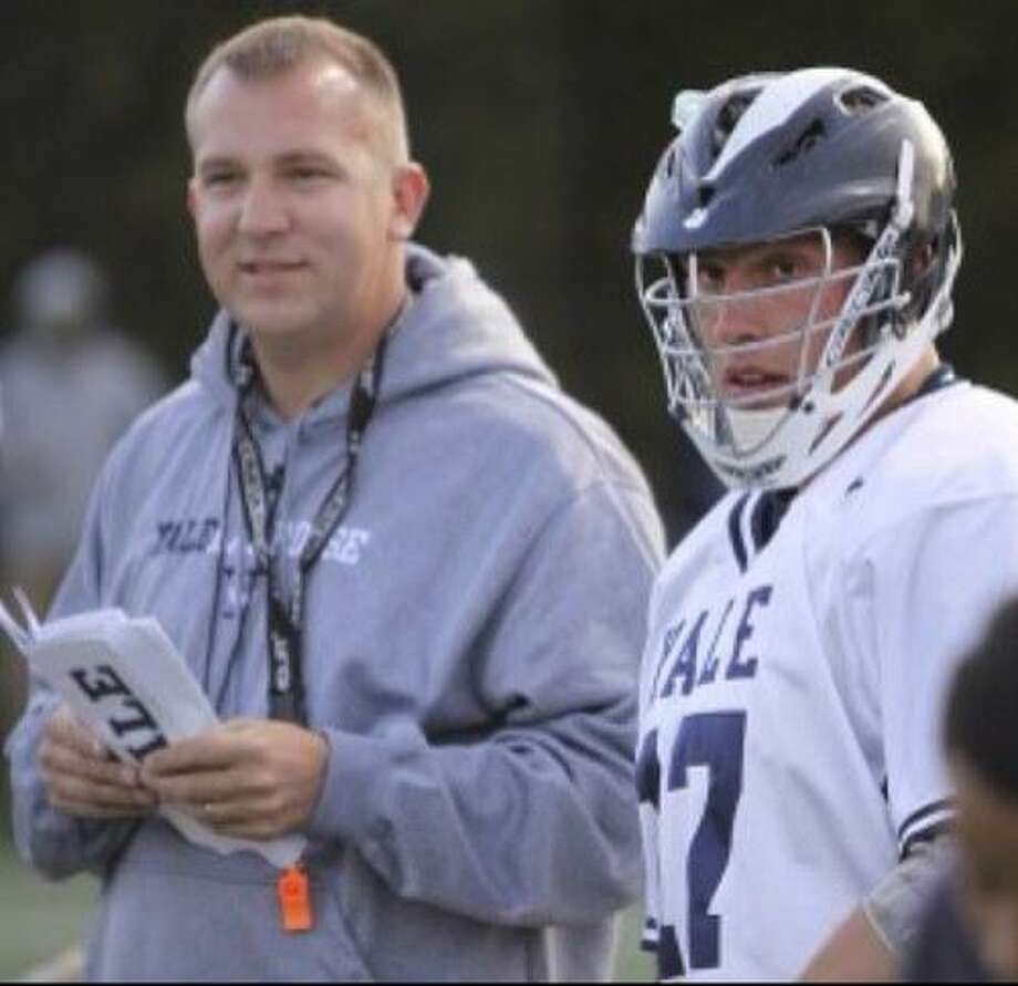 After spending 13 seasons as a assistant coach at Yale, Graham Niemi takes over as the new Fairfield Prep lacrosse coach, replacing Chris Smalkais, who retired after 29 seasons last spring. Photo: Contributed Photo / Contributed Photo