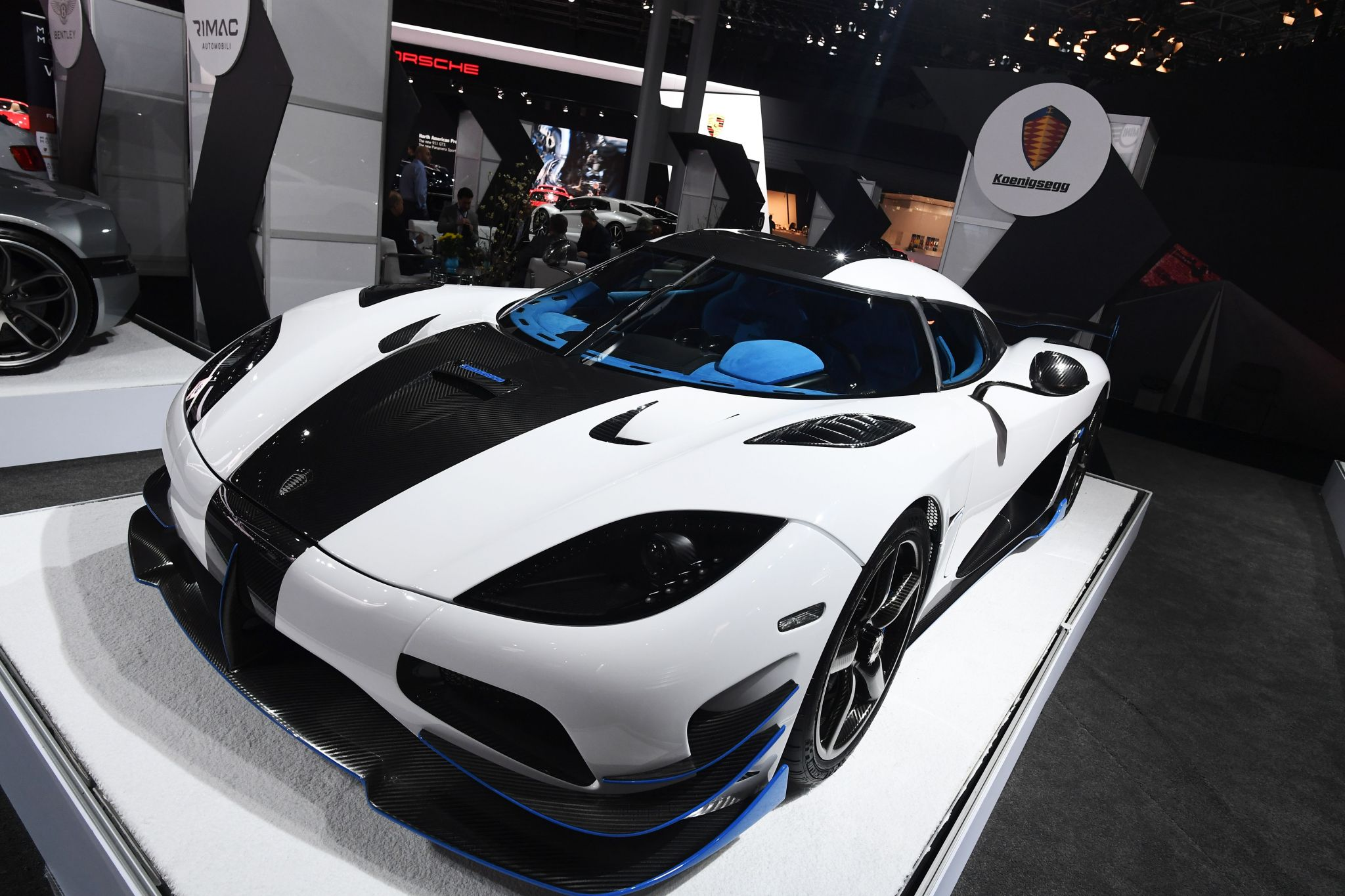 The coolest sports cars, trucks from the New York International Auto Show