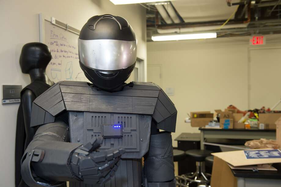 Memorable robotsStudents at Rice Universityrecently developed a convincing robot costumeto gather data on human-robot interactions.Click through to see the most memorable movie robots.