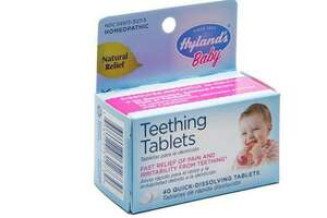Hyland's Baby Teething Tablets is being recalled. >>Click to see other controversial recalls from the last year.