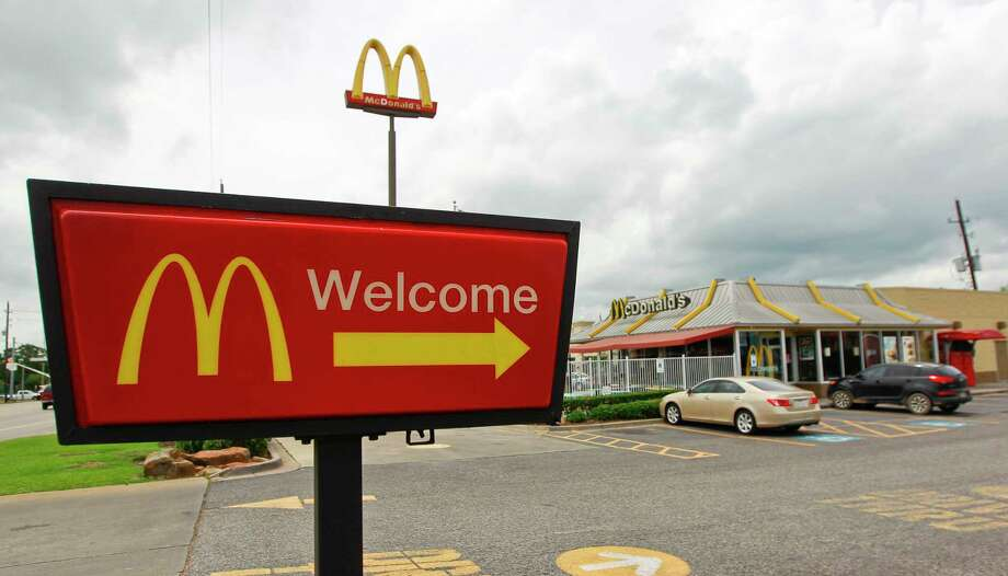 The McDonalds on FM 1488 and FM 1774 will be remodeled to include a double drive-through. Photo: Jason Fochtman, Staff Photographer / © 2017 Houston Chronicle