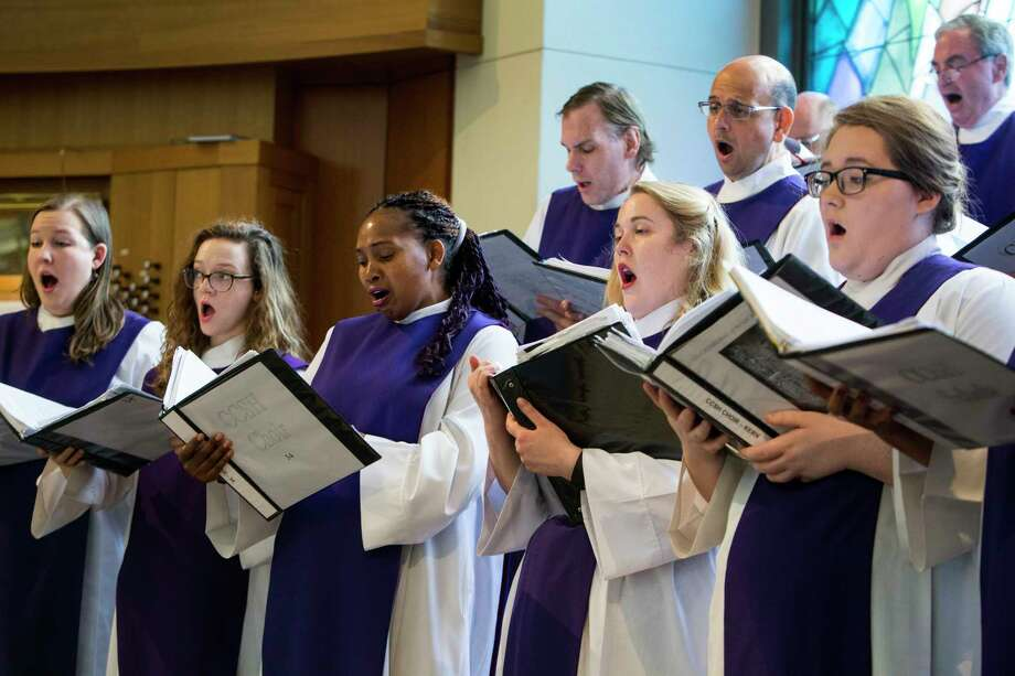 The Hallelujah Chorus, often synonymous with Christmas, is really about Easter. Photo: Brett Coomer, Staff / © 2017 Houston Chronicle