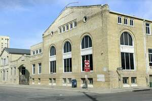 The G.J. Sutton building on the near East Side has been vacant for three years.