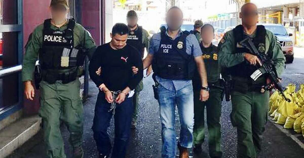 U.S. Immigration and Customs Enforcement deported a man wanted for aggravated homicide back to Mexico April 12, 2017, officials said in a news release.