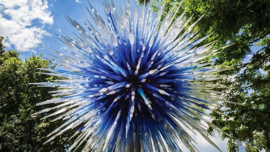 Chihuly Art Glass Show To Dazzle New York Botanical Garden Visitors Connecticut Post