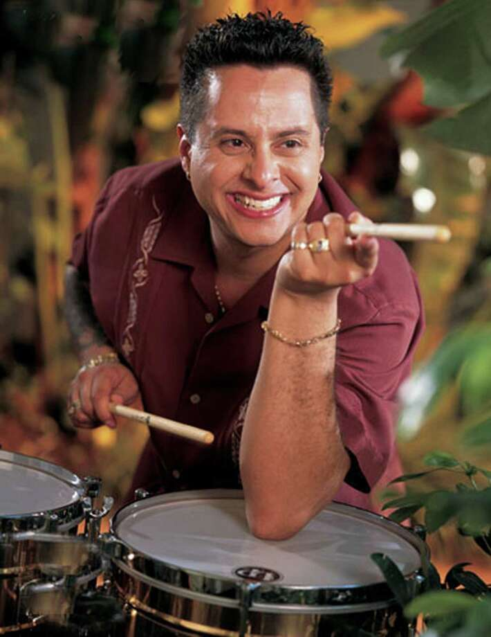 Tito Puente Jr. and his Latin Jazz Band perform at the Palace Danbury on Saturday, April 22. Photo: Tito Puente Jr. Entertainment Inc. / Contributed Photo