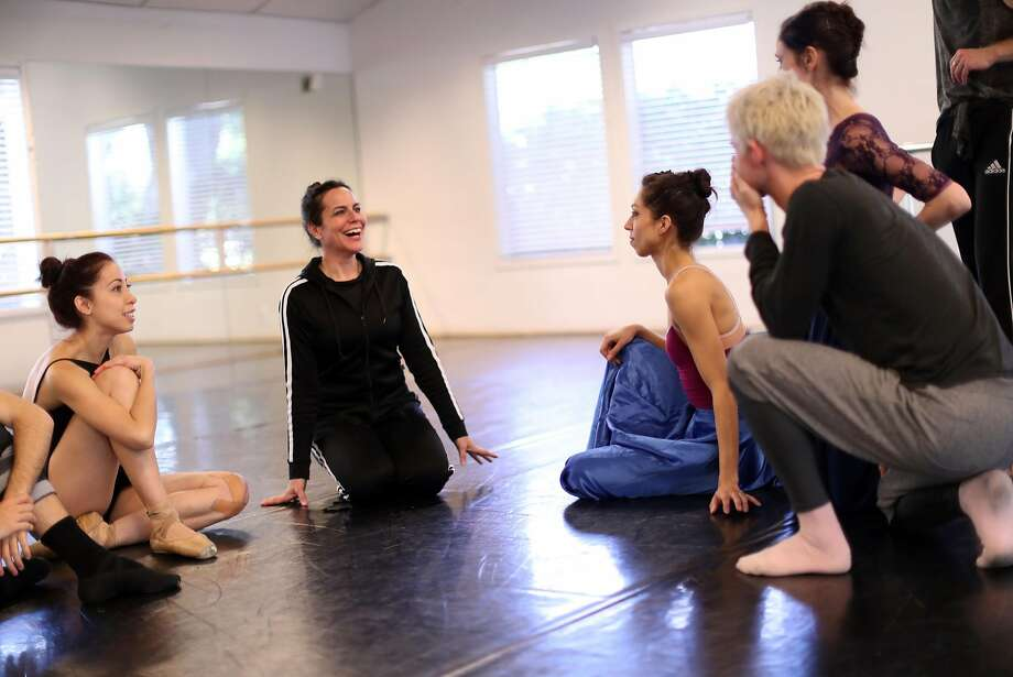 Diablo Ballet co-founder and artistic director Lauren Jonas at dance studio in Walnut Creek, Calif., on Friday, April 14, 2017. Photo: Scott Strazzante, The Chronicle