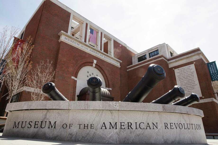 After nearly two decades of planning, the Museum of the American Revolution in Philadelphia is set to open Wednesday. Photo: Matt Rourke, STF / Copyright 2017 The Associated Press. All rights reserved.