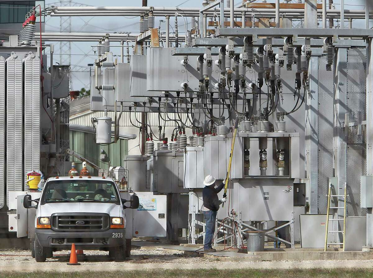 CenterPoint Energy has a substation in Bellaire.