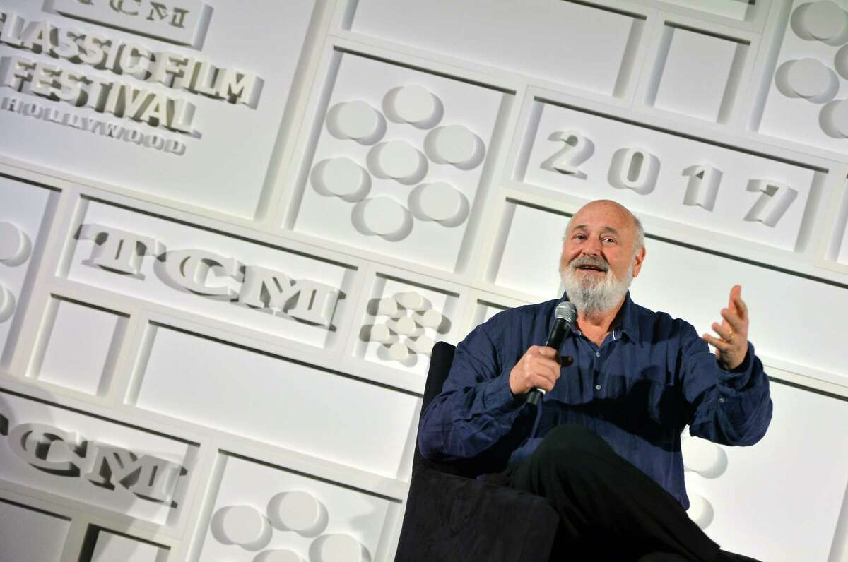 Director Rob Reiner is releasing two films this year,