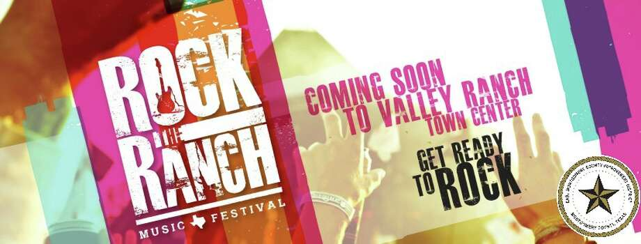 The East Montgomery County Improvement District will host Valley Ranch Town Center's inaugural festival, Rock the Ranch Music Festival, on Friday, May 12 and Saturday, May 13 in New Caney. Photo: Courtesy Of 542 Entertainment Inc.