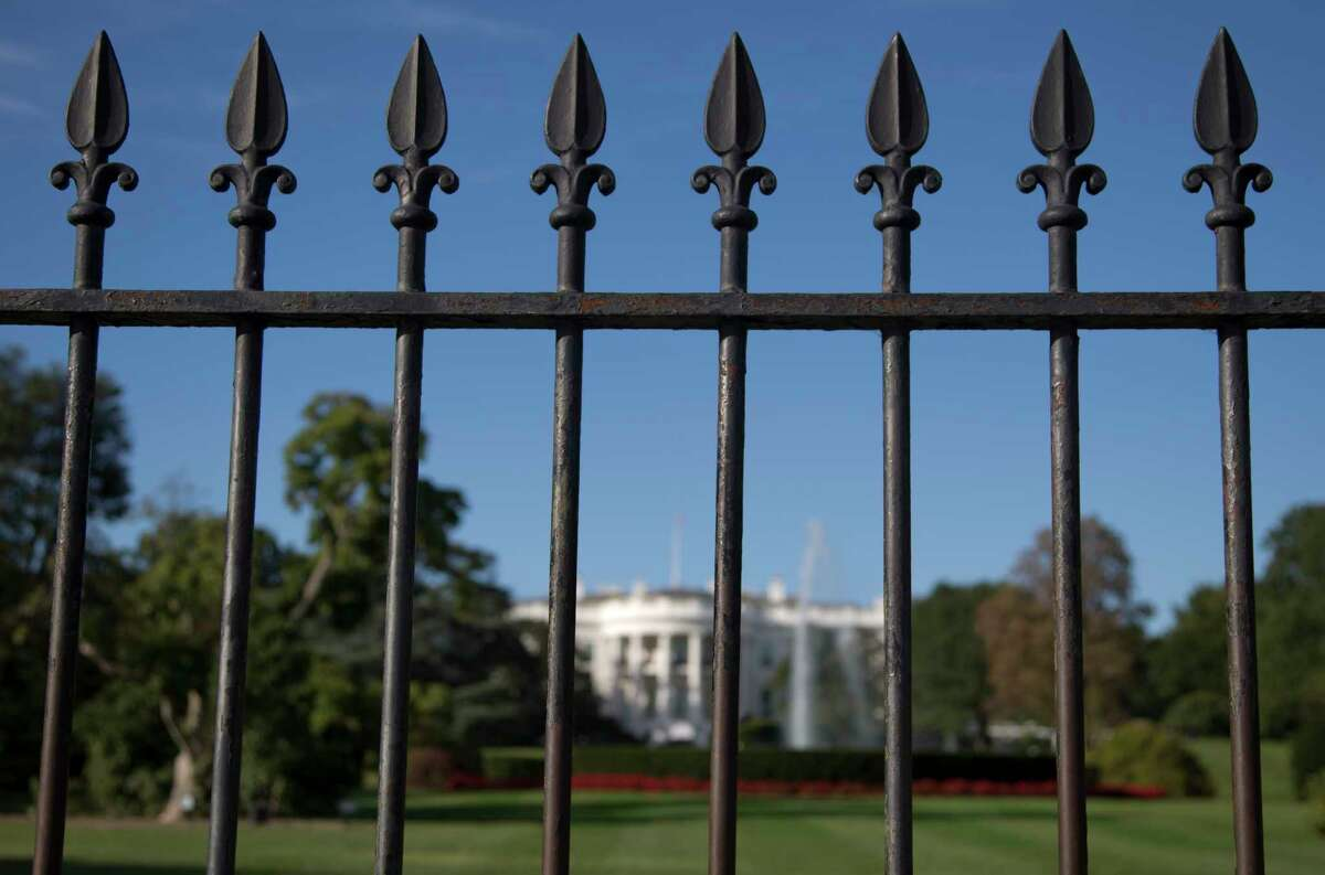 FILE. South Lawn of the White House in Washington. (AP Photo/Carolyn Kaster)