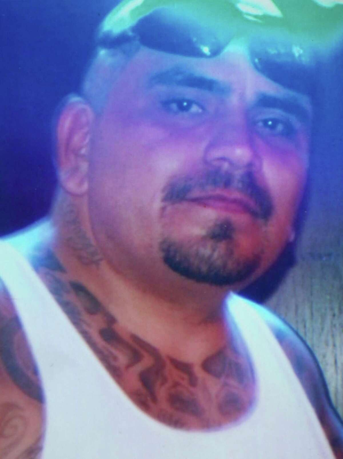 Anthony Villarreal is shown in this family photo. He was shot to death on Feb. 19, 2013, at the intersection of Commercial Avenue and Crystal Street, near his home.