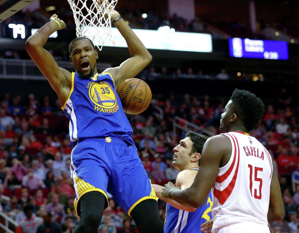 Forward Kevin Durant's return only makes the Warriors even more dangerous offensively.