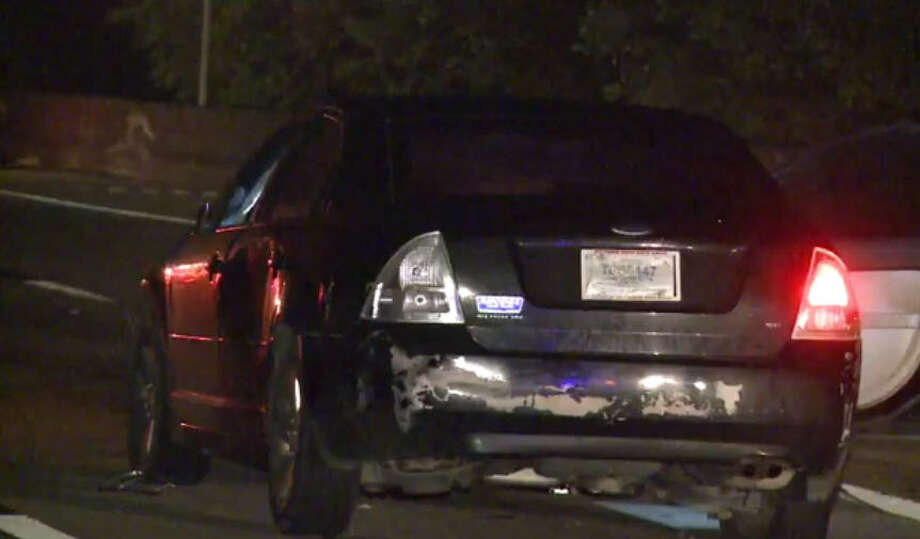 A woman has died after her car broke down early Saturday morning on Beltway 8, according to Houston police.