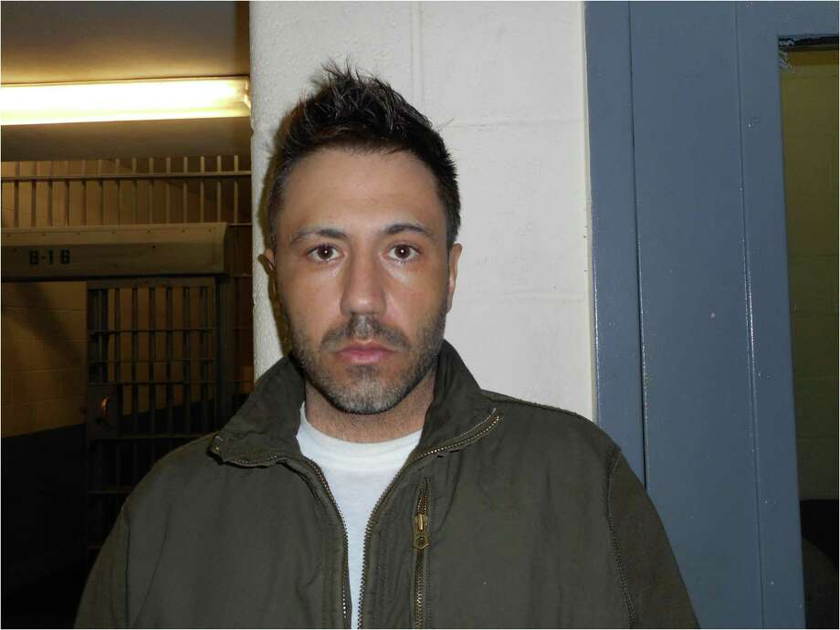 Jeffrey Chirillo, 36, of Milford, was charged with second-degree larceny and offering to make home improvements without registration in Westport, Conn. April 12, 2017. Photo: Contributed Photo / Westport Police Department / Westport News