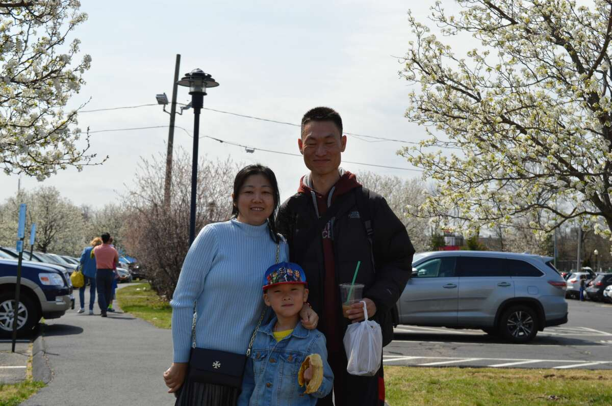 The Eggs-traordinary Egg-stravaganza took place at Stepping Stones Museum for Children in Norwalk on April 15, 2017. Kids enjoyed an egg scavenger hunt, live music and more. Were you SEEN?