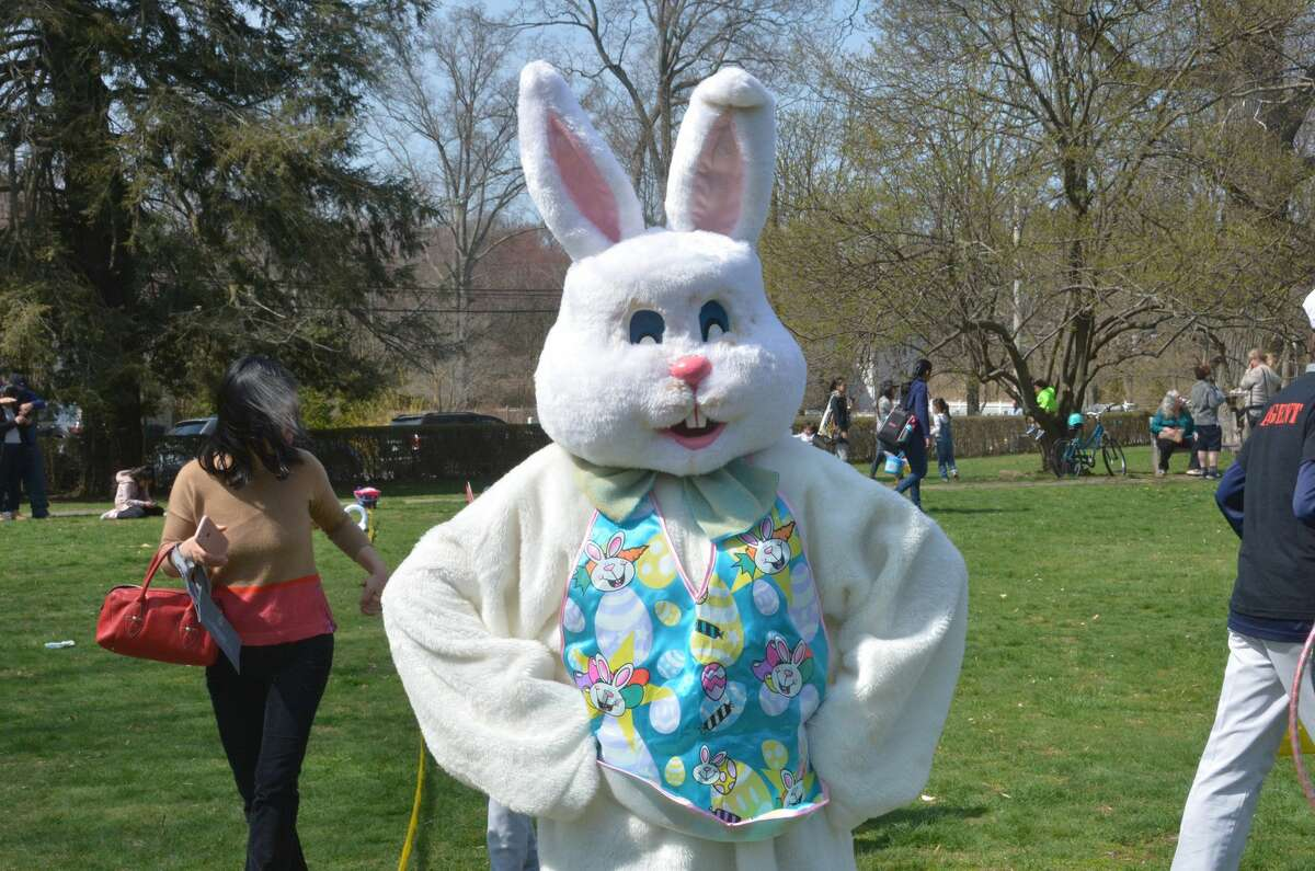 The eleventh annual Pequot Library Easter Egg Roll took place on April 15, 2017 in Southport. Kids decorated eggs, danced, met a live bunny and more. Were you SEEN?