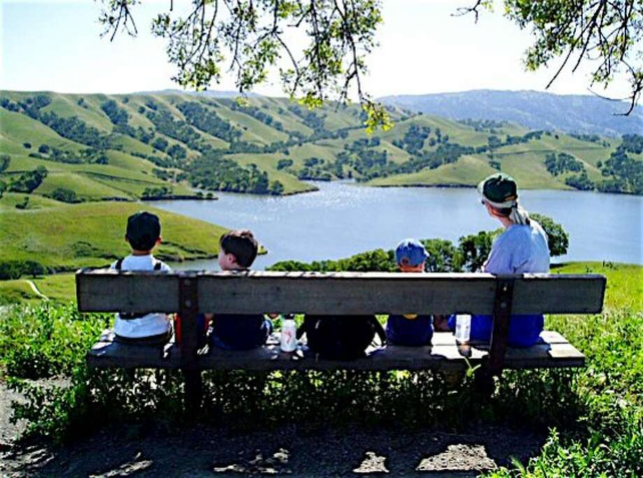 Del Valle Regional park south of Livermore reopened Saturday after being closed since mid-January from flood and storm damage Photo: Tom Stienstra, Susan Ragatz / Special To The Chronicle