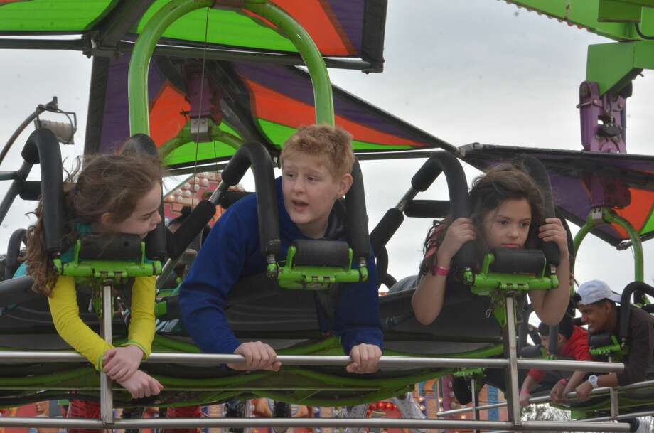 The annual Trumbull Rotary Carnival took place April 11 – 15, 2017 at Hillcrest Middle School. The Trumbull Rotary Carnival raises money for local and international charity projects. Were you SEEN? Photo: Vic Eng / Hearst Connecticut Media Group