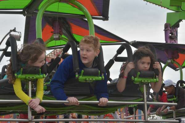 The annual Trumbull Rotary Carnival took place April 11 – 15, 2017 at Hillcrest Middle School. The Trumbull Rotary Carnival raises money for local and international charity projects. Were you SEEN?