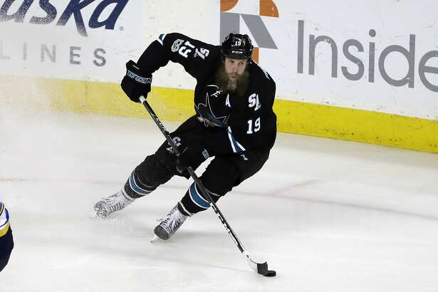 Minus Joe Thornton, Sharks' Power-play Unit Struggles (video)