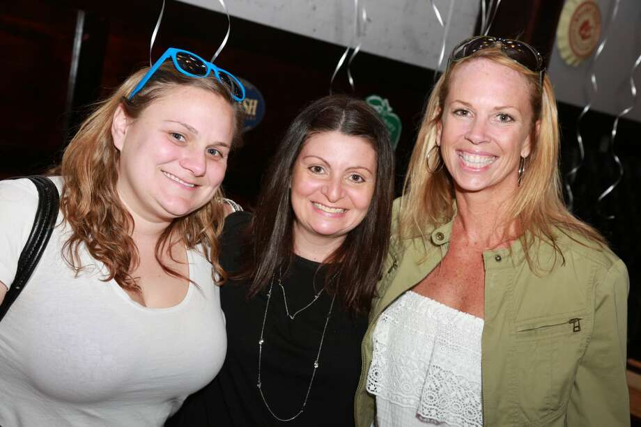 The 2017 Blind Beer Awards took place at the Blind Rhino in Norwalk on April 15, 2017. Guests will sample 12 of Connecticut beers without knowing what they  are drinking. Drinkers will then vote for their favorite. Were you SEEN? Photo: Derek Sterling/Hearst CT Media