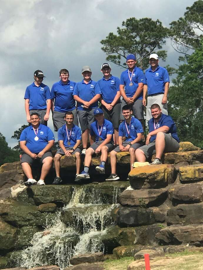 Shown here is the New Caney boys golf team, which competed at the District 21-5A tournament last week in Mont Belvieu. Photo: Photo Provided