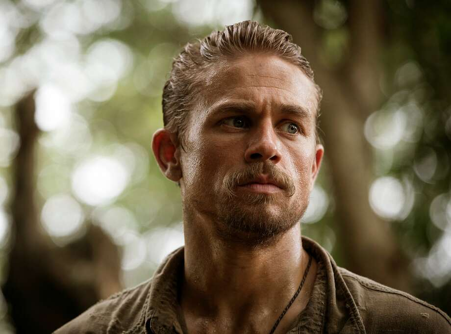 "Charlie Hunnam in ""The Lost City of Z."" Photo: Aidan Monaghan, Associated Press"