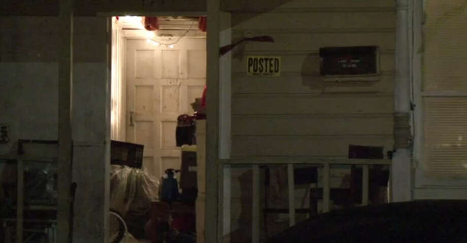 A man was found stabbed in a Houston apartment. Photo: Metro Video