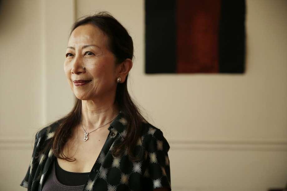 Yuko Hayashi opened Yuzuki Japanese Eatery in S.F. in 2011. Photo: Santiago Mejia, The Chronicle