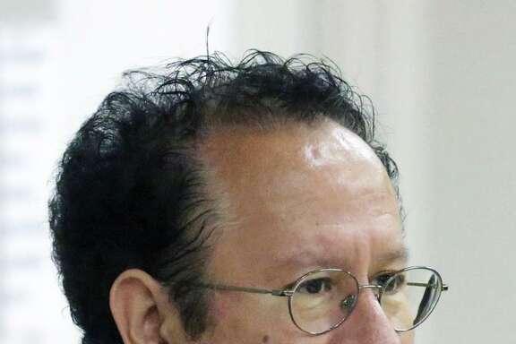John Velasquez, candidate for mayor of San Antonio