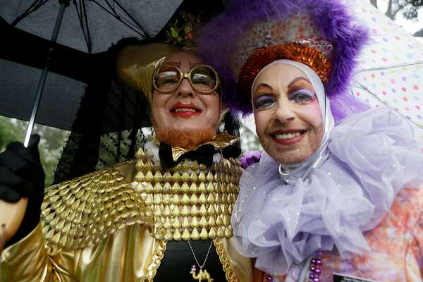 1of 2sisters of perpetual indulgence is this kind of nun okphoto natasha dangond the chronicle