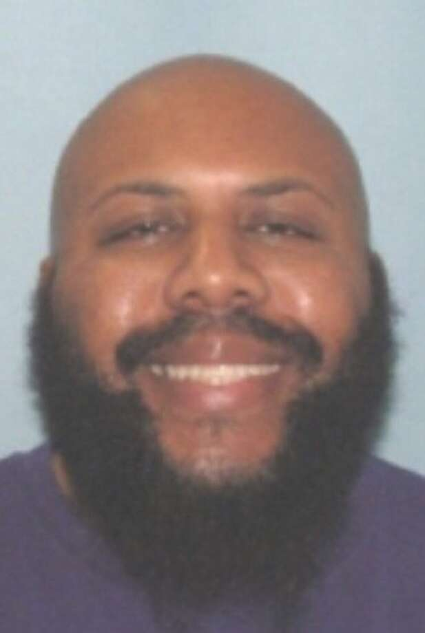 This undated photo provided by the Cleveland Police shows Steve Stephens. Cleveland police say they are searching for Stephens, a homicide suspect, who broadcast the fatal shooting of another man live on Facebook on Sunday, April 16, 2017. (Cleveland Police via AP) Photo: Associated Press