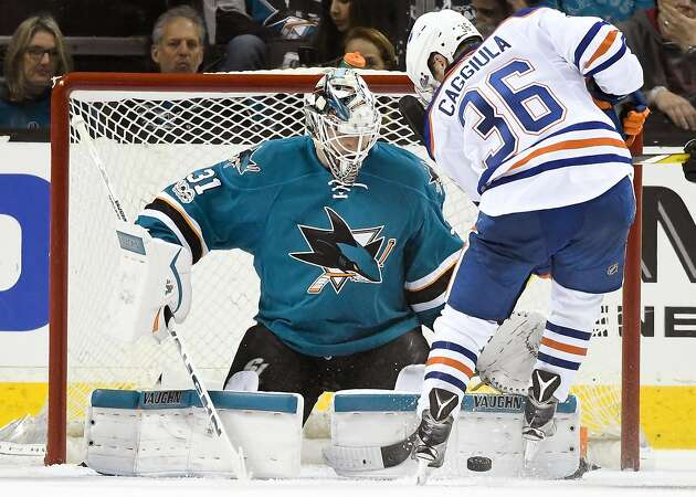 Sharks trail series 2-1 after being shut out again